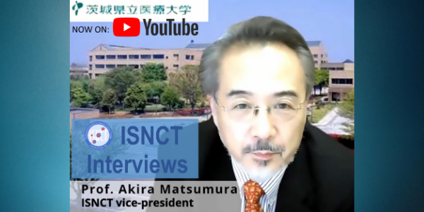 Interview to Prof. Dr. Akira Matsumura