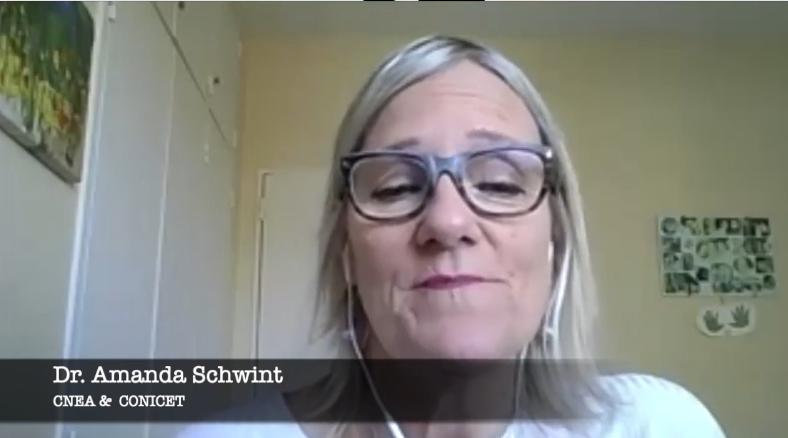 Interview to Dr. Amanda Schwint